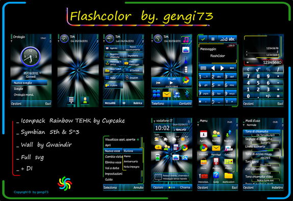 Flashcolor by Gengi73