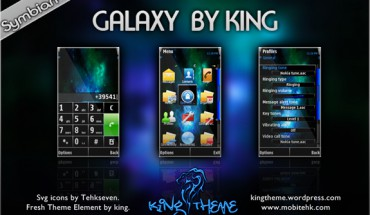 Galaxy by King
