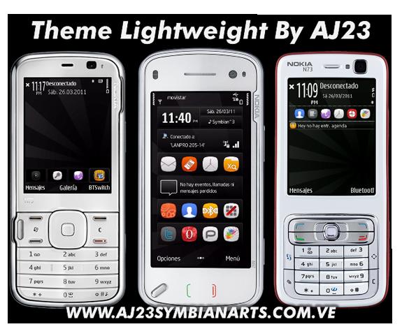 Lightweight by AJ23