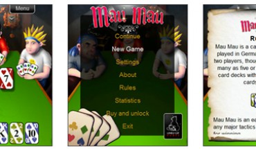 Mau Mau, il gioco ora anche per i touchscreen