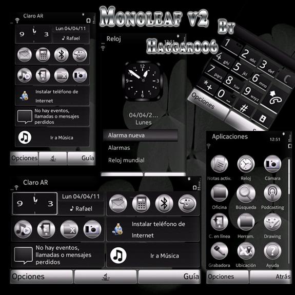Monoleaf v2 by Haggar006