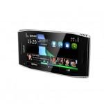 Nokia X7 profilo in landscape