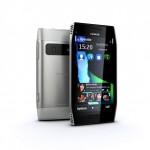 Nokia X7 Fronte e retro