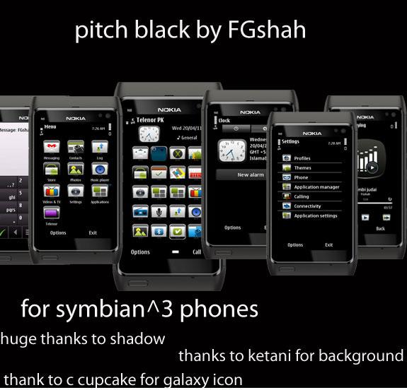 Pitch Black by FG Shah