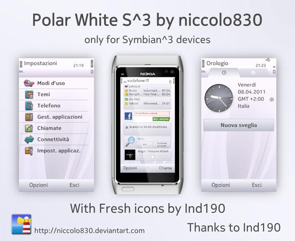 Polar White by niccolo830