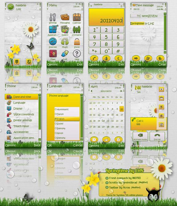 Springtime by LHS