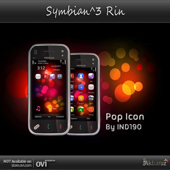 Symbian^3 Rin by Akbaruz