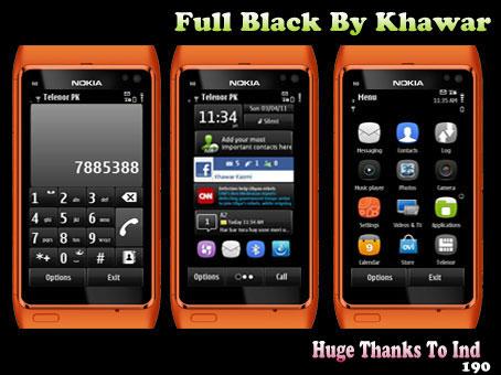 Full Black by khawar