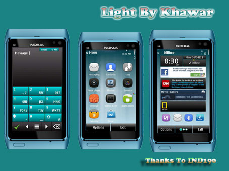Light Blue by Khawar