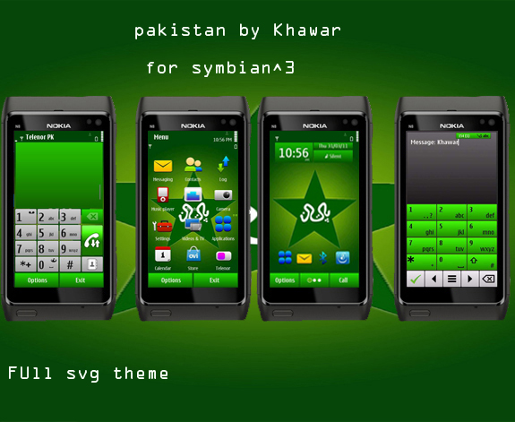 Pakistan by khawar