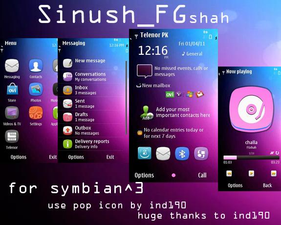 Sinush by FG Shah