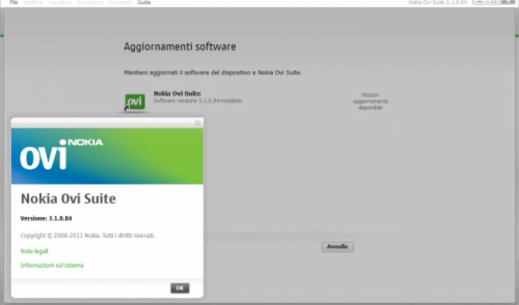 Ovi Suite Beta v3.1.0.84