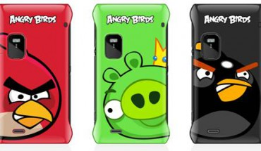Cover Angry Birds