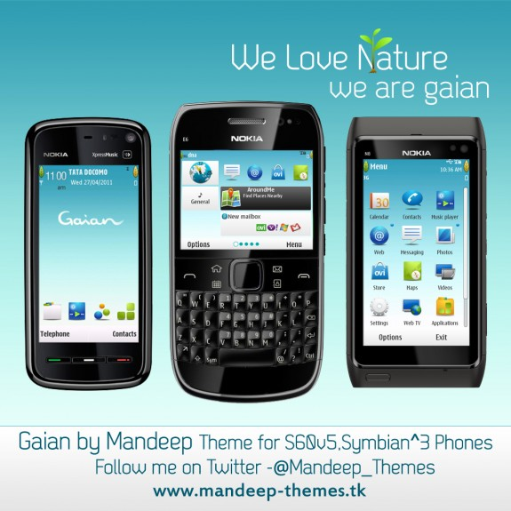 Gaian by Mandeep