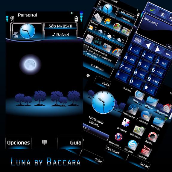 Luna by Baccara