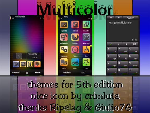 Multicolor by CrimlutA