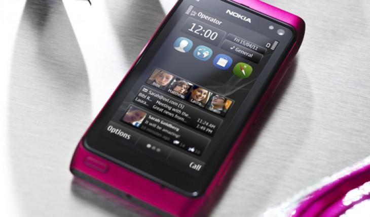 Nokia N8 Pink