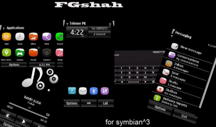 Only Black by FG Shah