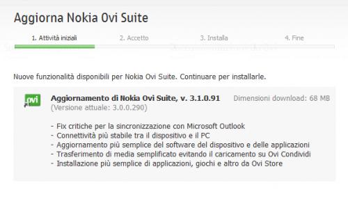 Ovi Suite 3.1.0.91