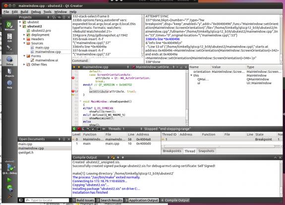 Qt SDK per Linux
