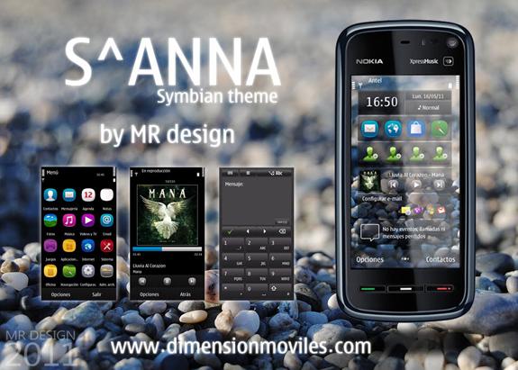 S^Anna by MR design