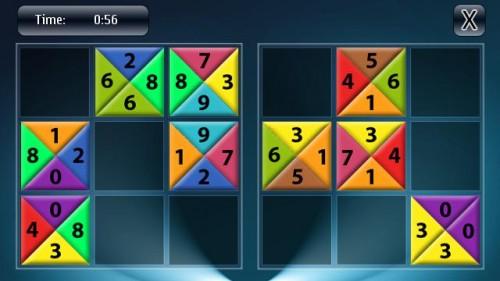 Tetravex Puzzle