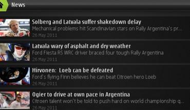 WRC Live