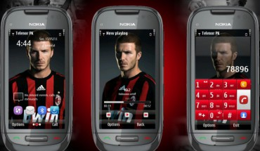 Beckham AC Milan theme by Khawar