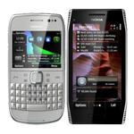 Nokia X7 e E6