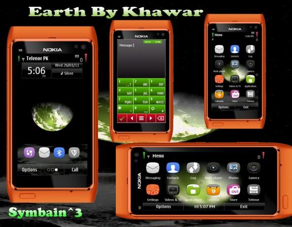Earth by Khawar Kazmi