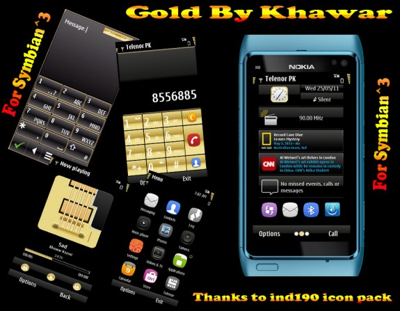 Gold by Khawar