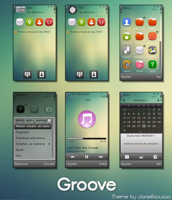 Groove 1.1 by Danielfsousaa
