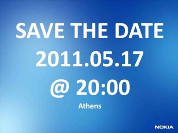 Nokia organizza un evento ad Atene