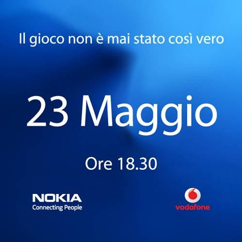Evento Nokia del 23 maggio 2011