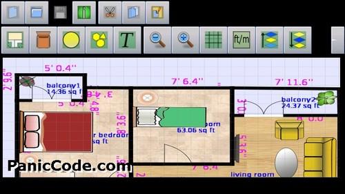 Planeasy 2d progetta la tua casa con il cellulare nokioteca nokia blog - Progetta la tua casa ...
