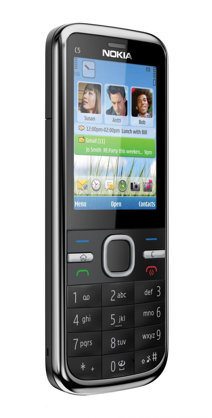 In arrivo una variante del Nokia C5-00 con fotocamera da 5 MegaPixel