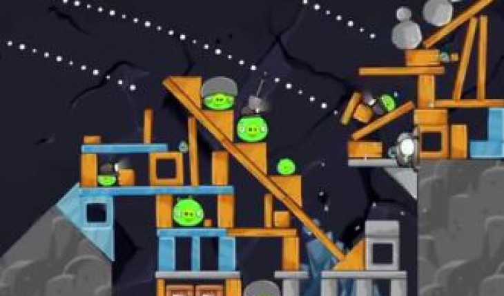 Angry Birds Mine & Dine