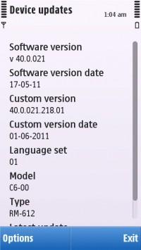 Agg. firmware v40.0.021