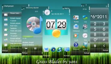 Grass Blades by yans