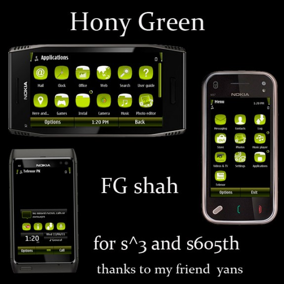 Hony Green by FG Shah
