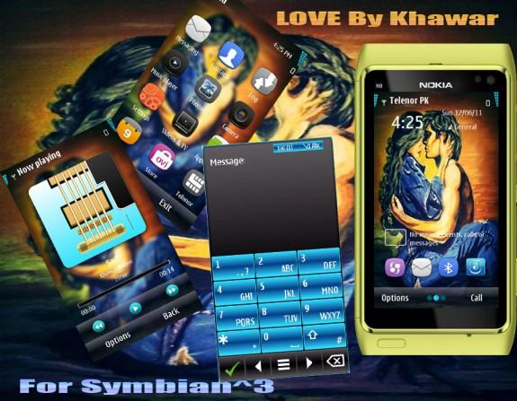 LOVE by Khawar