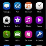 Nokia N9 - Menu