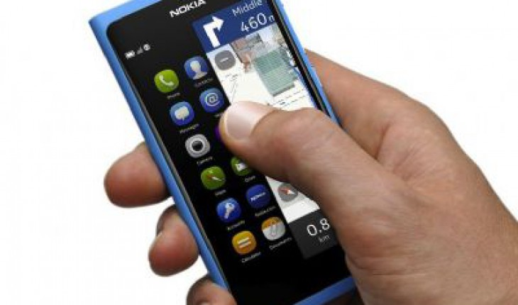 Nokia N9 - Swype