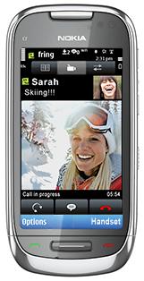 Fring per Nokia Symbian