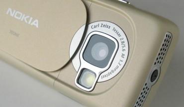 Nokia N73 Carl Zeiss Tessar Lens