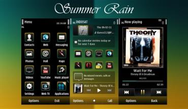 Summer Rain by daeva112