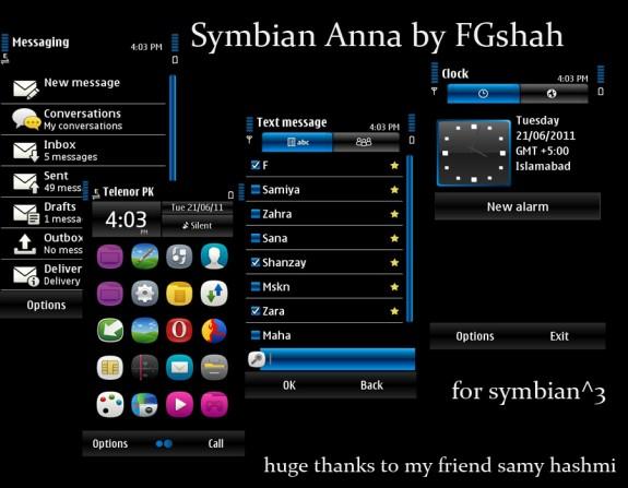 Symbian Anna by FG Shah