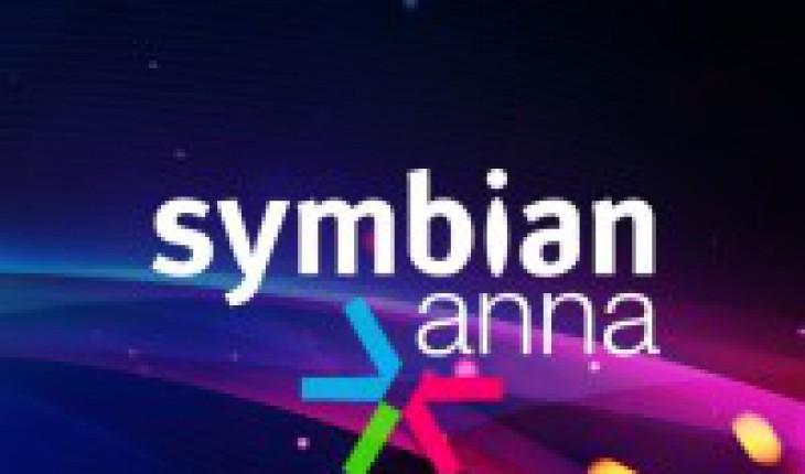 Symbian Anna in luglio