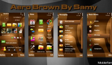 Aero Brown by Samy