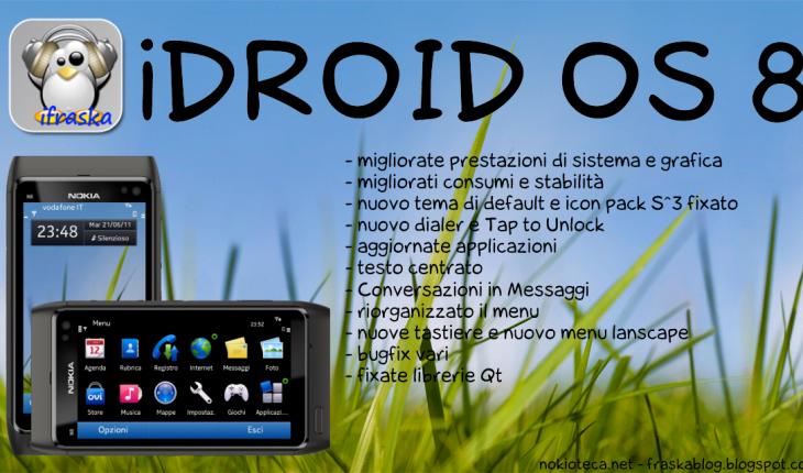 iDROID OS 8